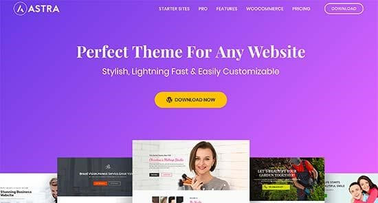 Astra-WordPress-Theme