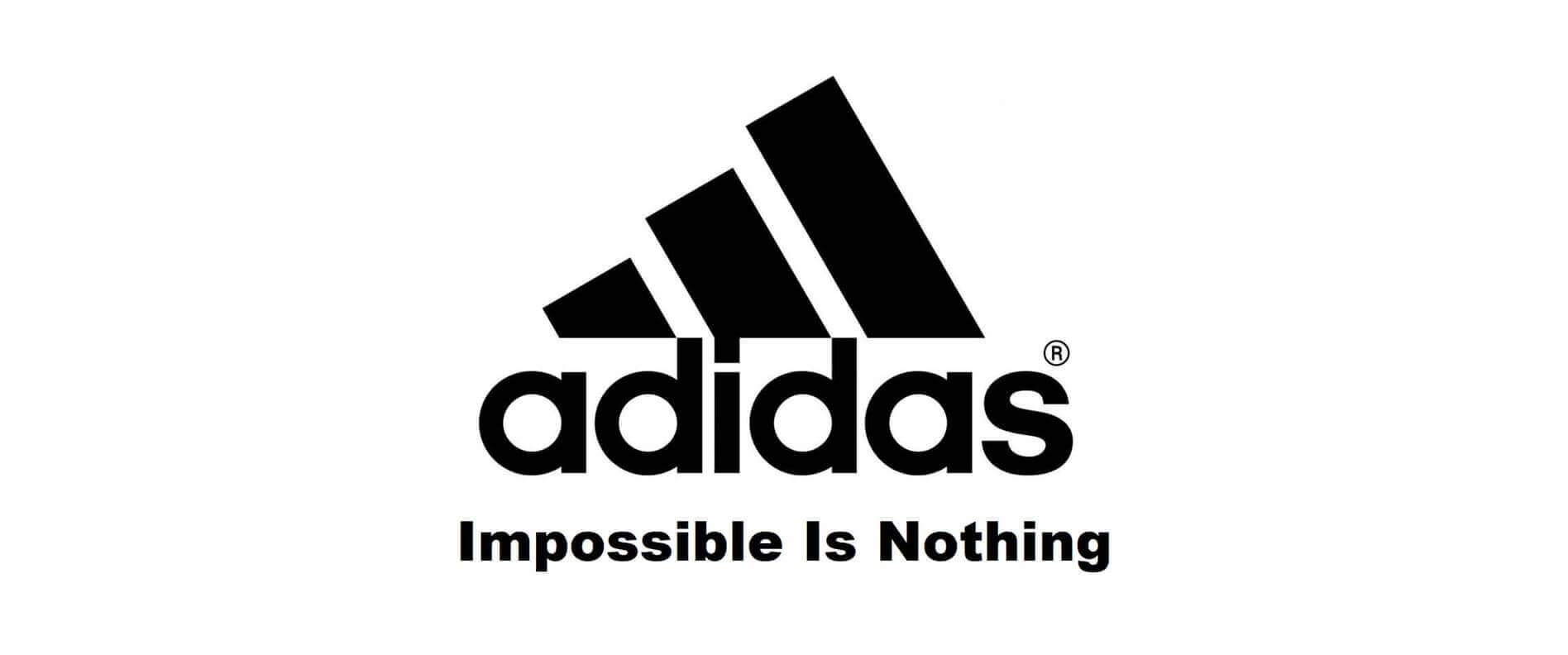 Narabar microscopio matrimonio  The Power of the Adidas Slogan: Everything You Need to Know