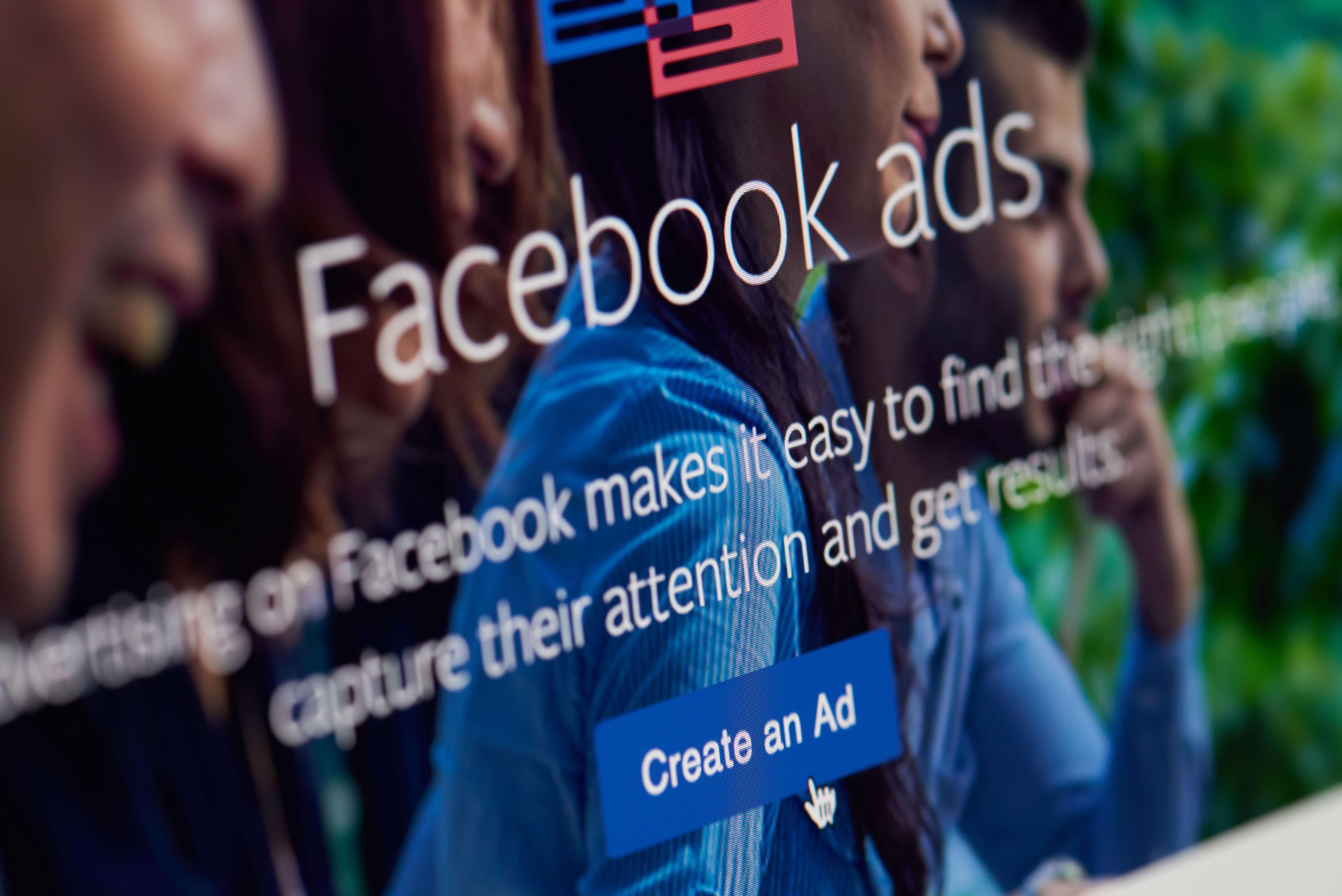 navigating facebook