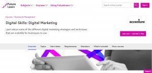 digital marketing courses online free