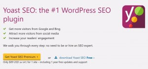 Yoast SEO plugin, the best option to keep an eye on the SEO of your blogs.