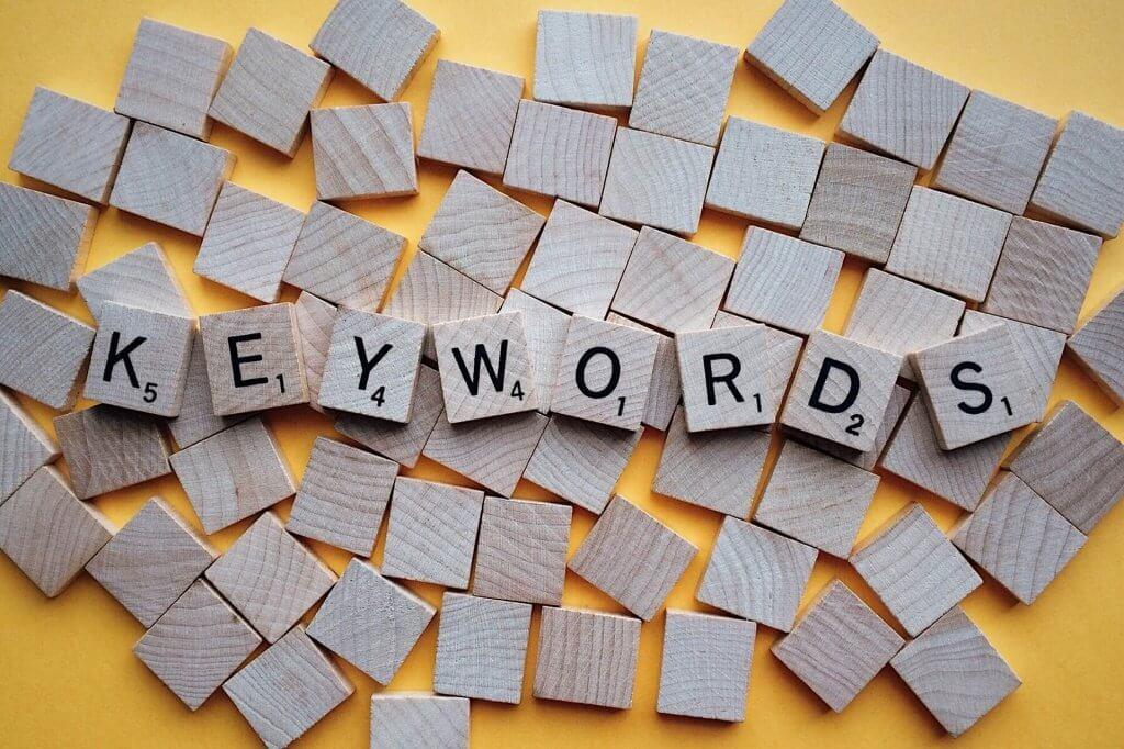 Shopify SEO tips : place keywords strategically